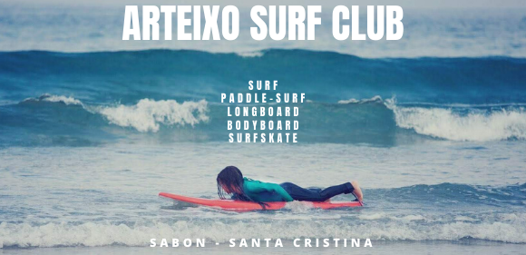 Tus clases de surf en Coruña