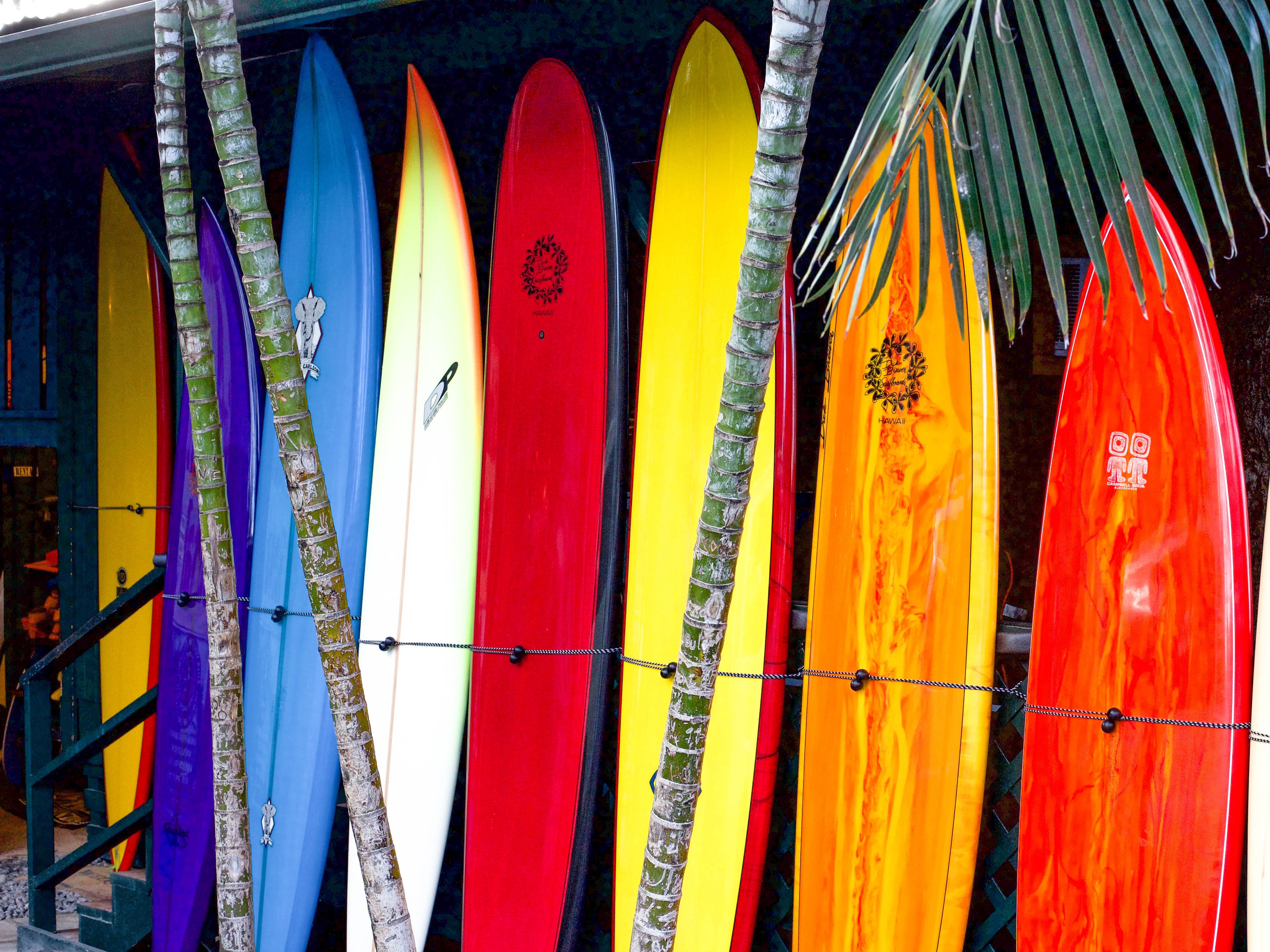 material clases surf coruña